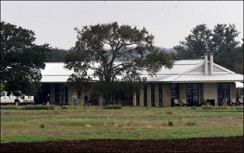 Ранчо Буша в Техасе